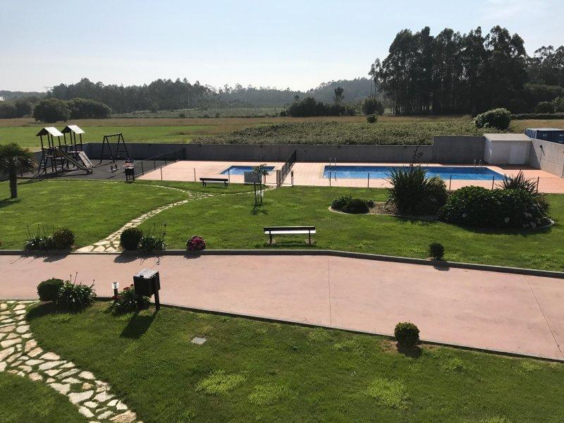 Barreiros - Urbanización Nordés 2ºD, vacation rental in Barreiros