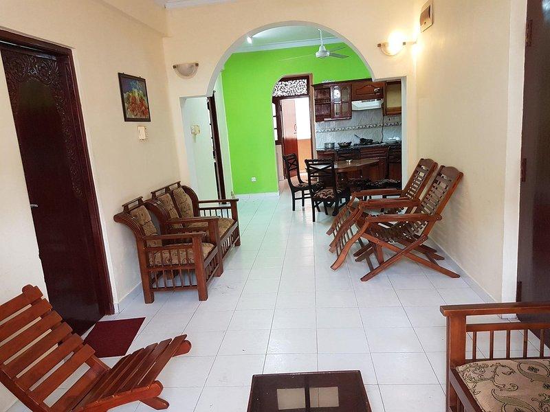 2 bedroom sea view apartments, alquiler vacacional en Ratmalana