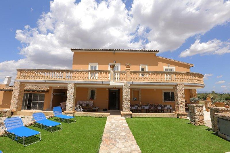 Finca El Rafalet., vacation rental in Algaida