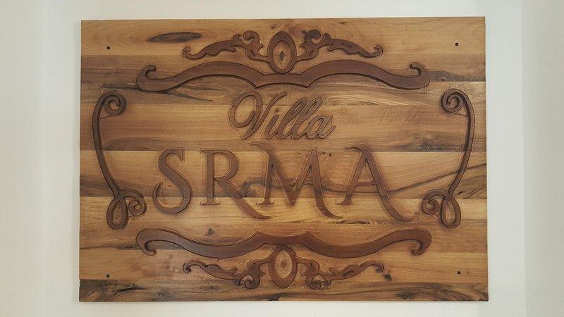Villa Srma, vacation rental in Kalista