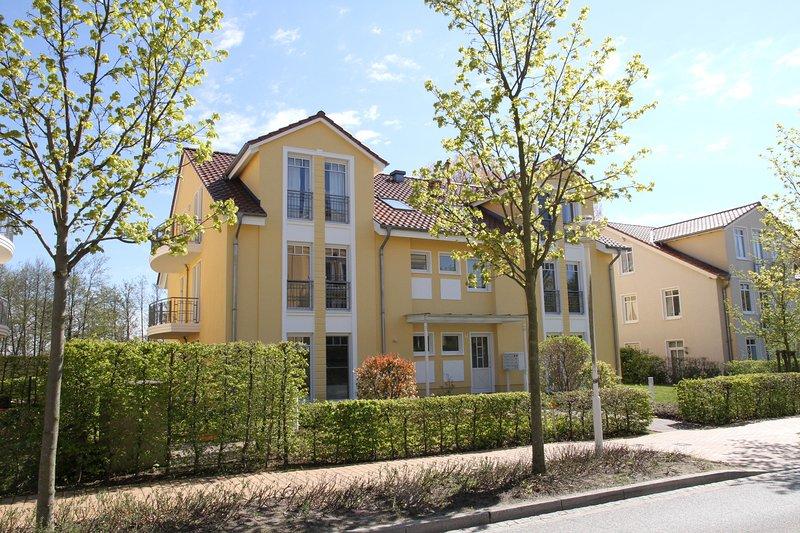 Schloonsee Villa Nr. 7 mit Fewo Ferienoase in Bansin
