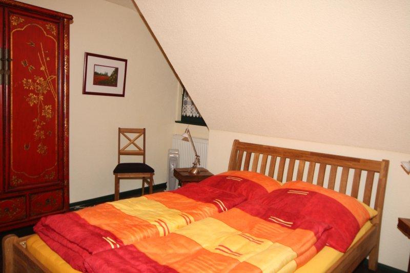 2 dormitorios en la sala de la leche Ferienwohnanlage Alte Molkerei