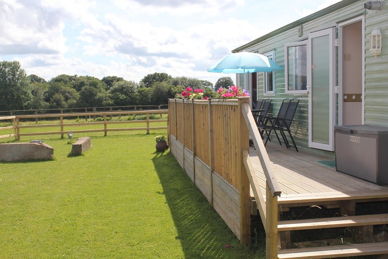 Old Forest Farm Getaway, location de vacances à Glasbury-on-Wye