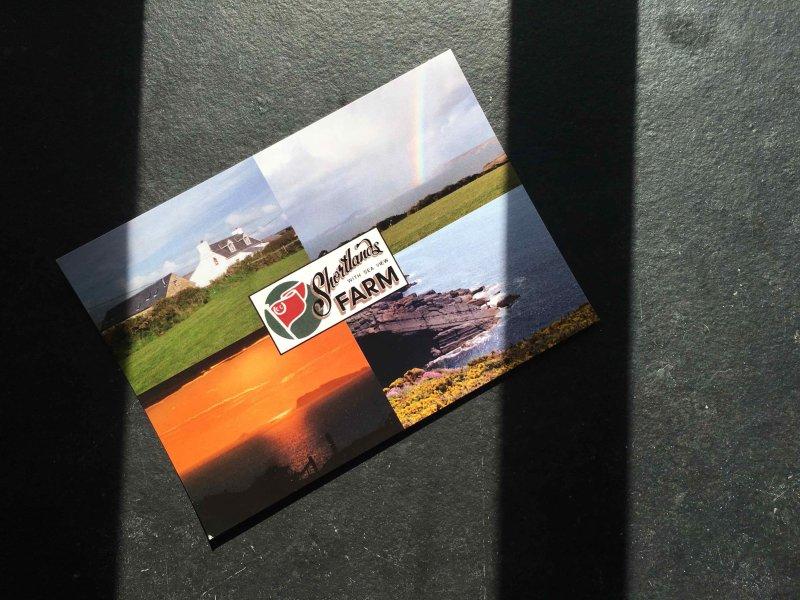 Shortlands Farm postcard