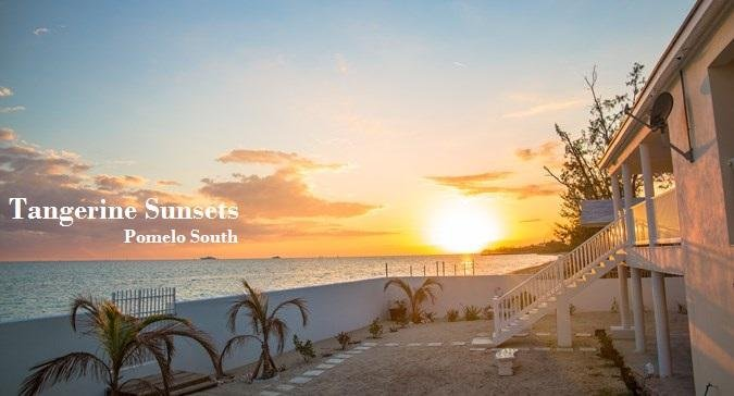 Tangerine Sunsets Pomelo South, holiday rental in Coral Harbour