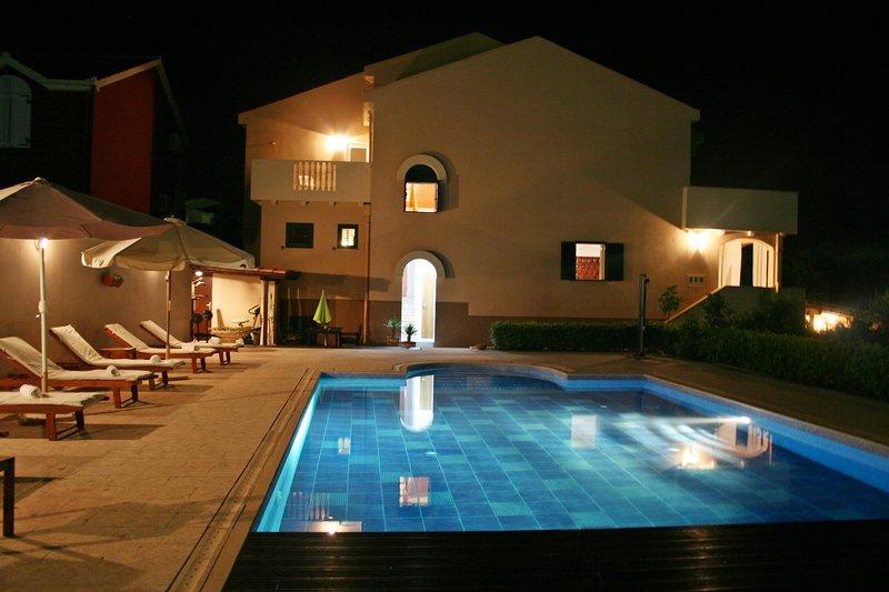 Simming pool (72 m2)