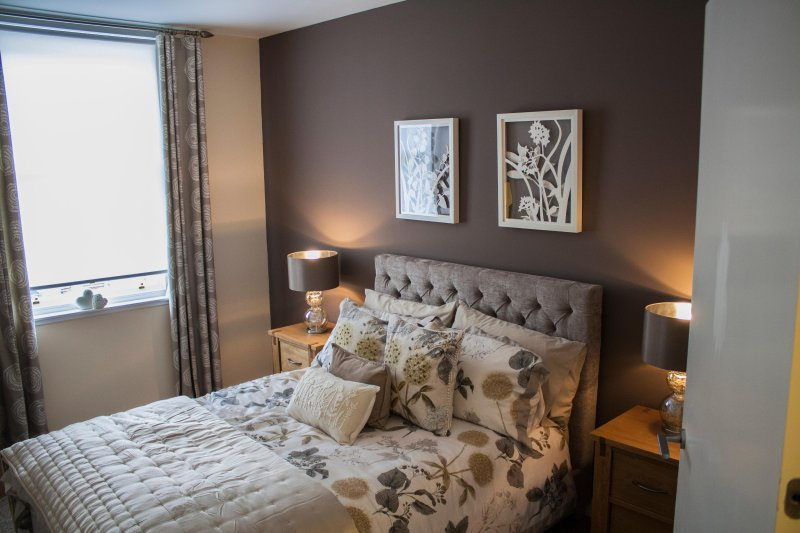 Lexington Apartment 2, 1 double & living room/double sofa bed,, vacation rental in Isle of Bute