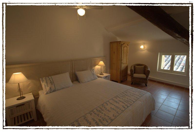 3e slaapkamer als een kingsize bed