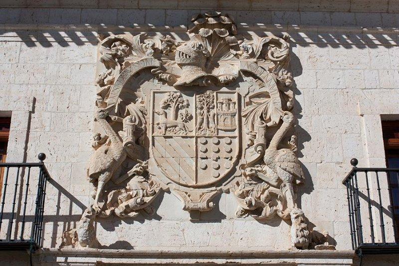 Palacio de los Fernández-Zorrilla - Huérmeces Burgos