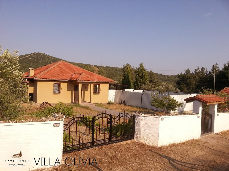 Villa Olivia, holiday rental in Kadikale