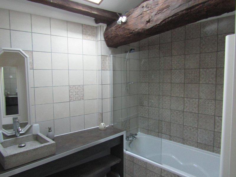 Salle de bain chambre Duchesse