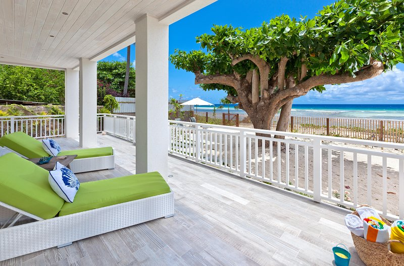 Hawksbill is our stunning ground floor villa at Craggy Nook