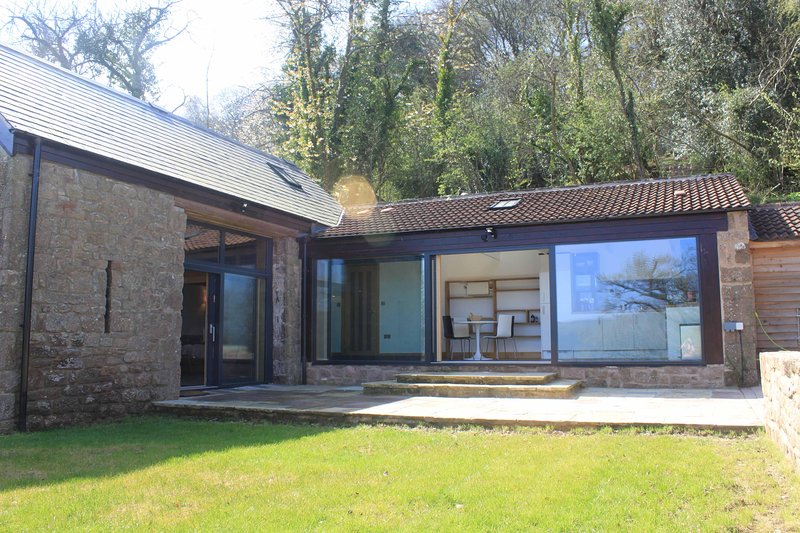 High View Barn, Church Hill Farm, Penallt Wye Valley, holiday rental in Llandogo