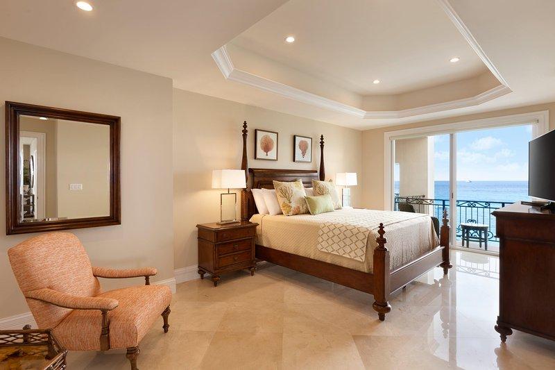 El dormitorio principal 510