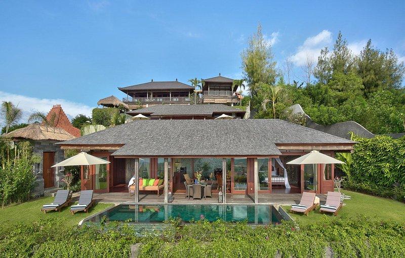 Minerva Ocean View Villa, Ferienwohnung in Pecatu