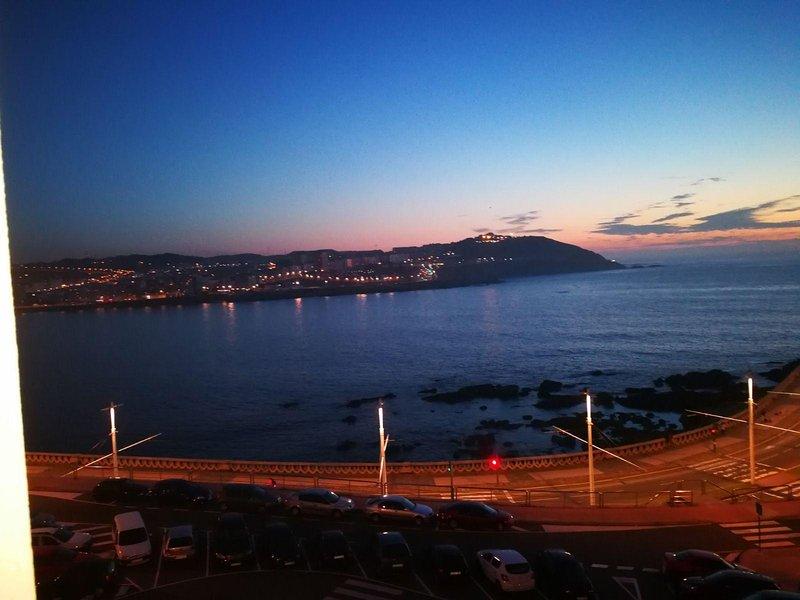increíbles vistas mar 2' playa, holiday rental in San Lorenzo