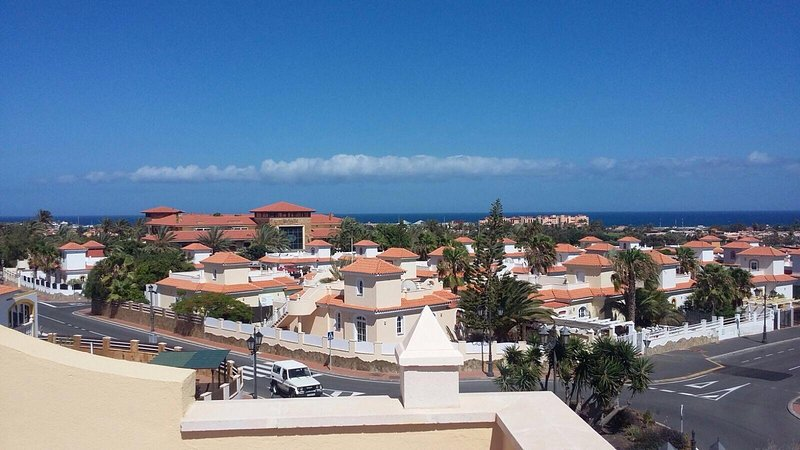 golf course apartment, holiday rental in Caleta de Fuste