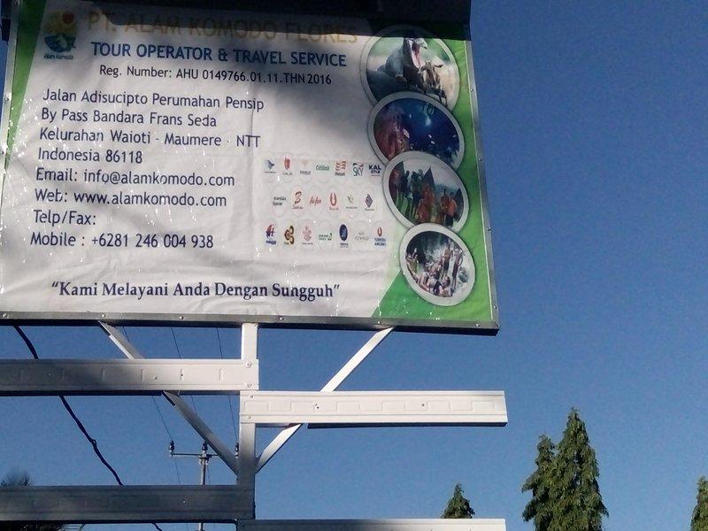 Nuestra oficina en Flores se encuentra en Adisucipto Str, Maumere - Flores - Indonesia. Llámenos para obtener información.