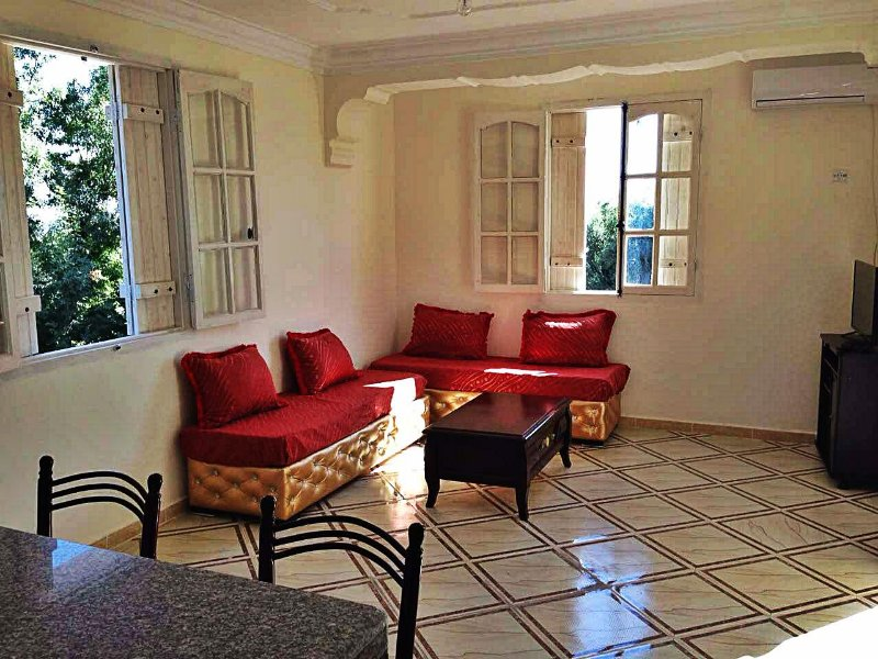 Appartement Haut Standing Avec Vue Panoramique, alquiler vacacional en Argelia