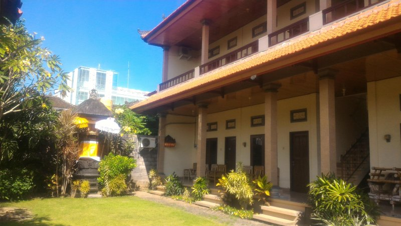 Sadasari Guest House, holiday rental in Kuta