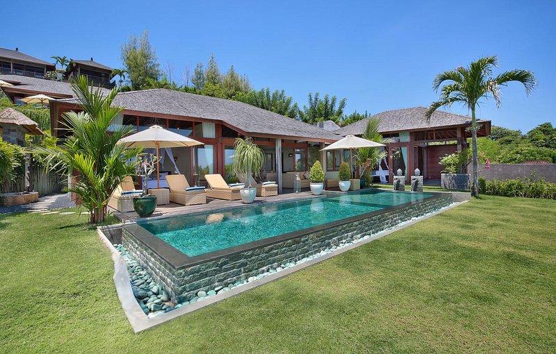 Ninfa Ocean View Villa, Ferienwohnung in Pecatu
