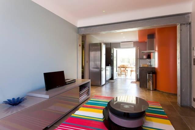 Villa Itsas Ondoa appt 4p **** (2ch) BIDART A COTE DE BIARRITZ, location de vacances à Bidart