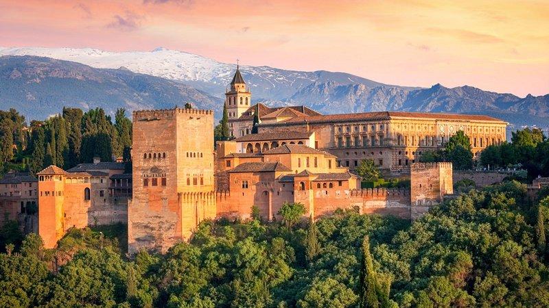 Visita impresionante Granada!