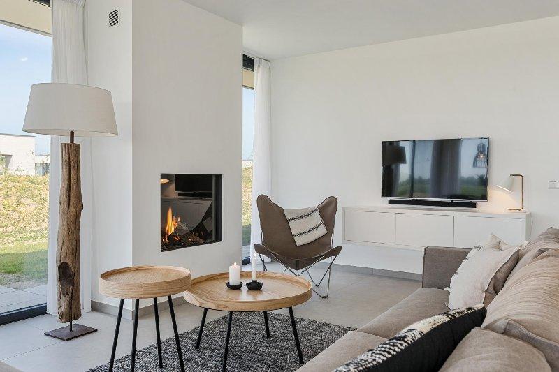 Zandvillas | De Groote Duynen | Luxe designvillas aan Noordzee, holiday rental in Breezand