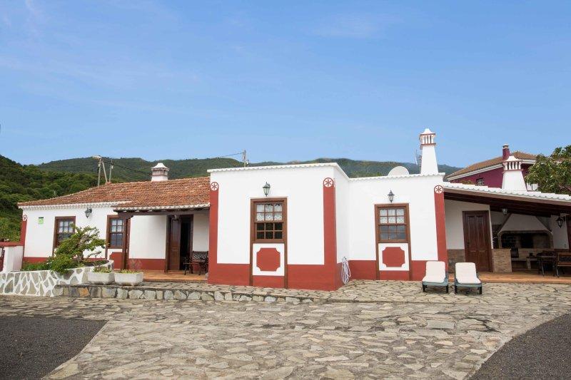 Casa Rural La Charola, casa vacanza a San Andres y Sauces