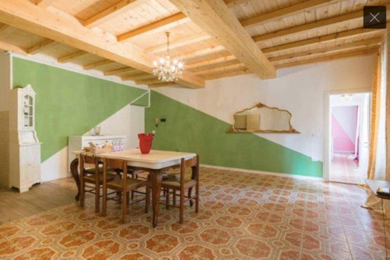 Maison Blue, location de vacances à Cerese di Virgilio