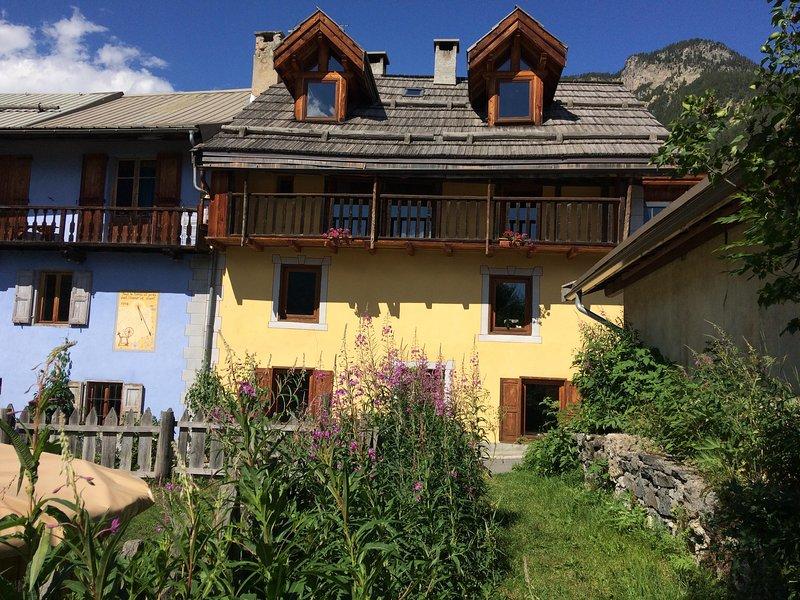 Maison Amalka, holiday rental in Val-des-Pres