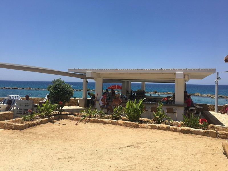 St George Beach Bar