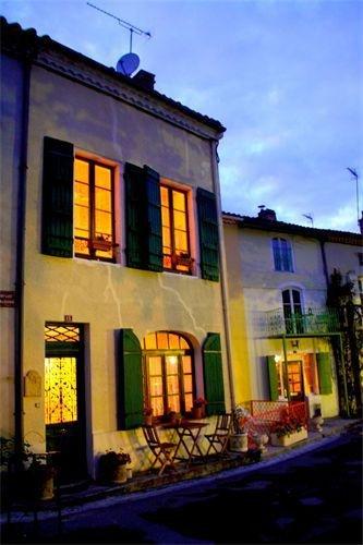 Lovely långa kvällar på Maison Leschenault.