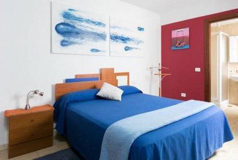 louer appartement San Cristobal de La Laguna Chambre double