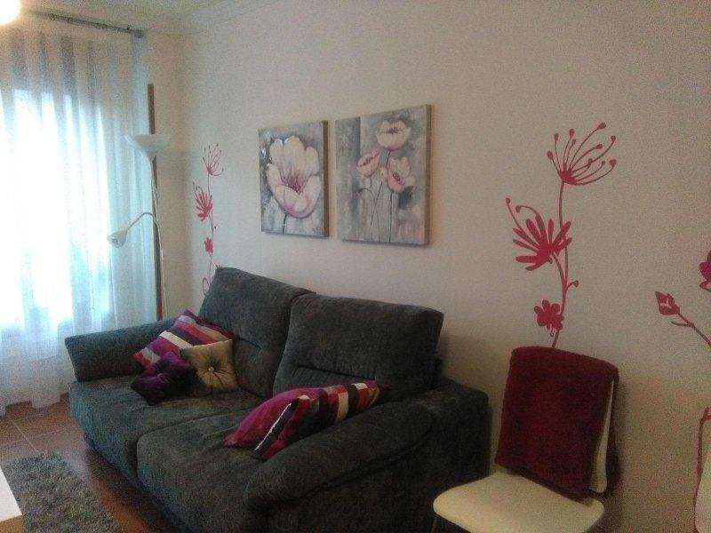 Apartamento en Sanxenxo con acceso a playa, alquiler de vacaciones en Sear