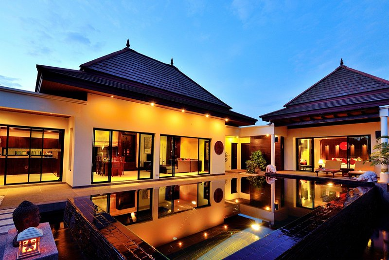Fabulous 5 Star Rated Pool Villa, Bang Tao and Surin Beach. This is a holiday home with a heart.