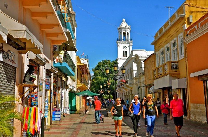 Calle El Conde. 5 min. marche