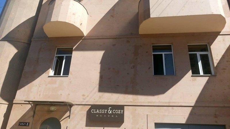 classy&cozy hostel