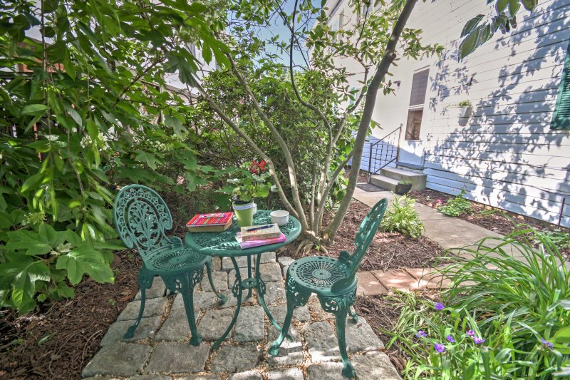 Make yourself at home when you stay at this vacation rental property!