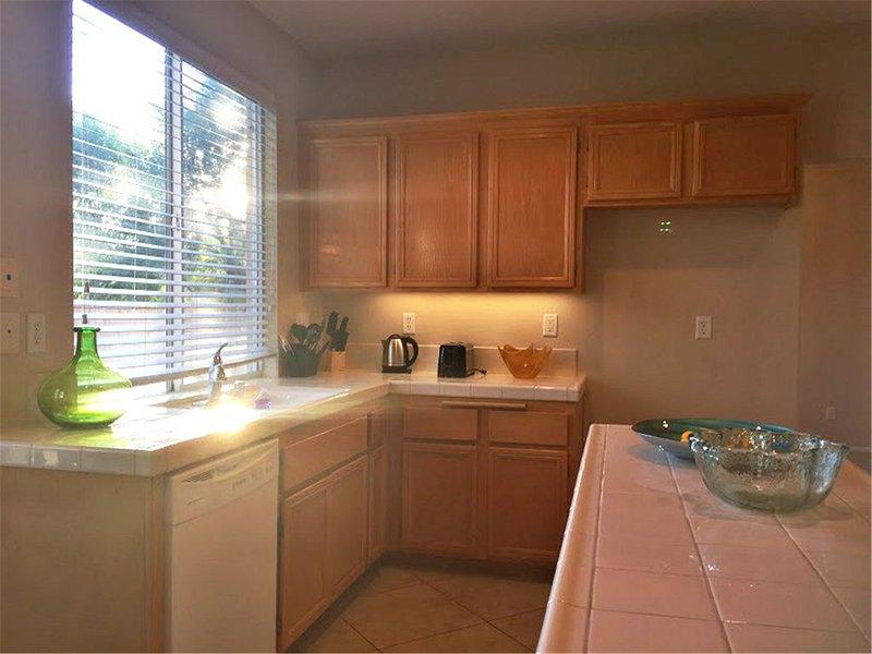 Interior, Cozinha, Sala, Móveis, Cabinet