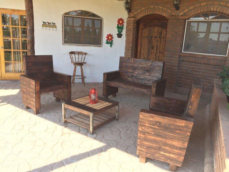 Rancho El Capricho, vacation rental in Chihuahua