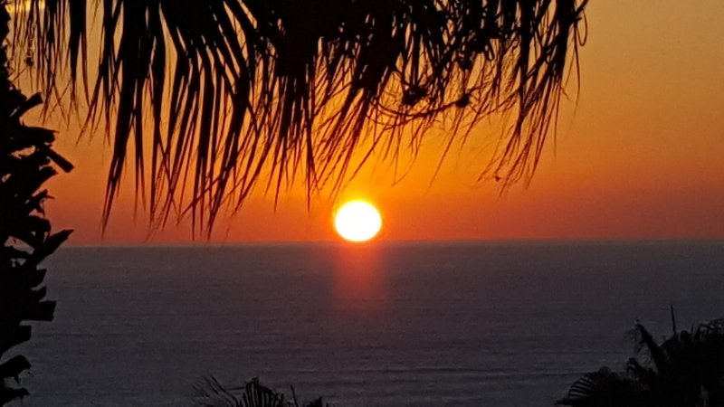 The Cabo sunset!
