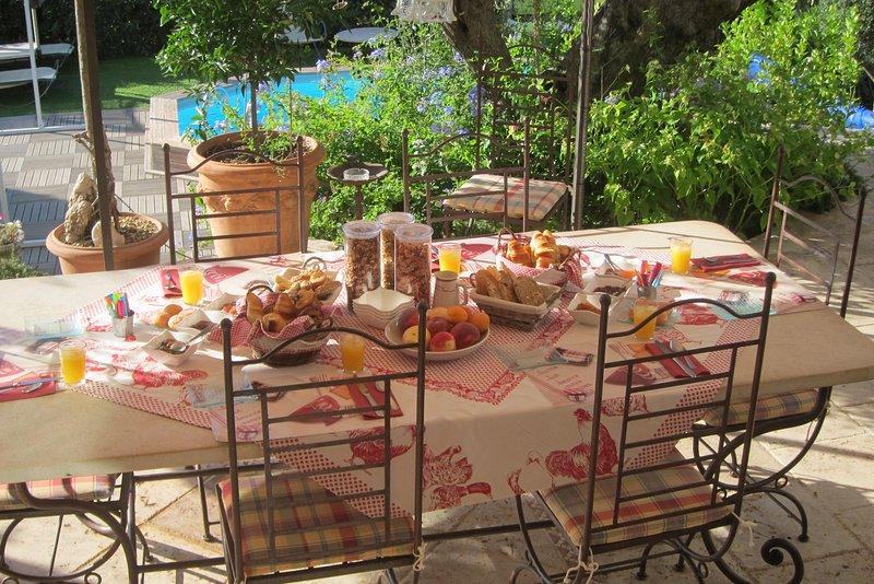 villa a louer saison et chambre d hote, vacation rental in Plan de la Tour