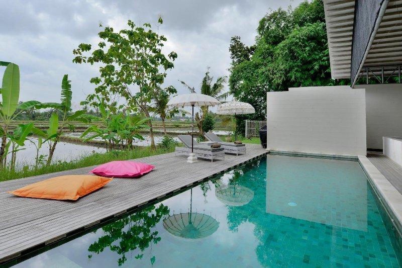 Patio Gingko Biloba, vacation rental in Tanah Lot
