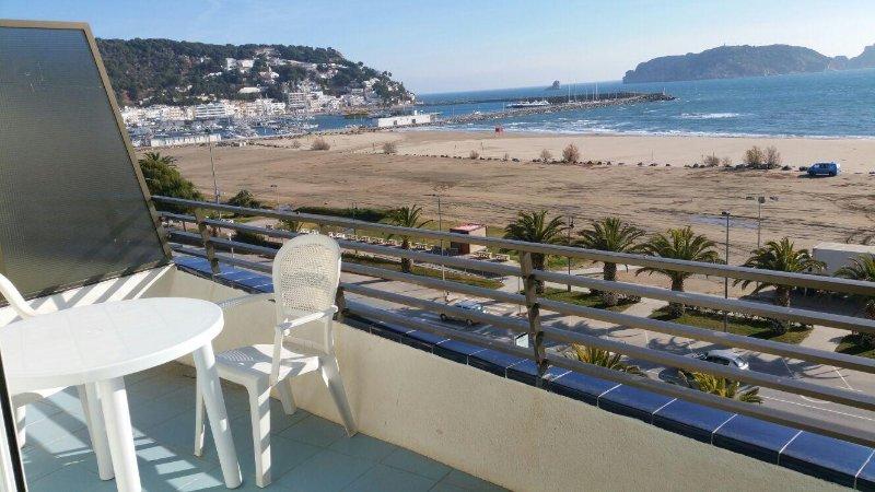 Agencia Garganta - Apartamento con vistas al mar, aluguéis de temporada em L'Estartit