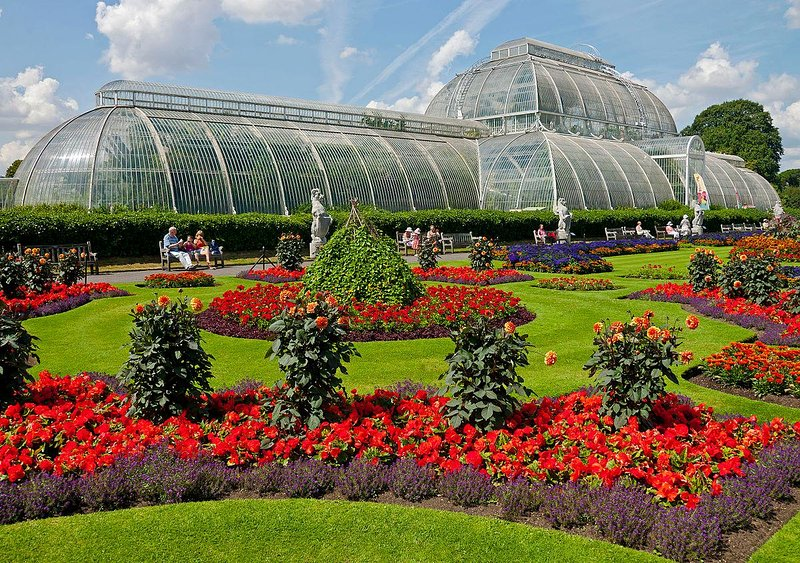 Kew Gardens - approx 9 miles
