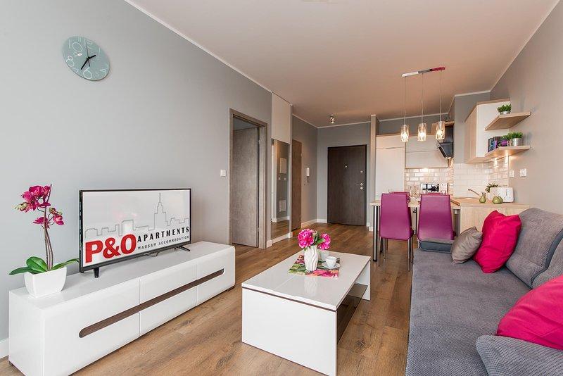 1 Bed. Apartment ORDONA, casa vacanza a Piastow