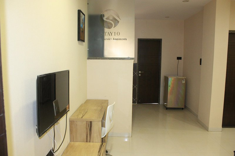 STAY 10 Luxury service apartment, holiday rental in Indore
