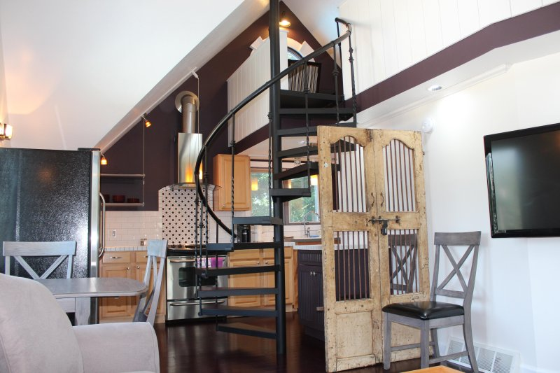 The Loft at DollyBrook Resort minutes from Saugatuck, vacation rental in Saugatuck