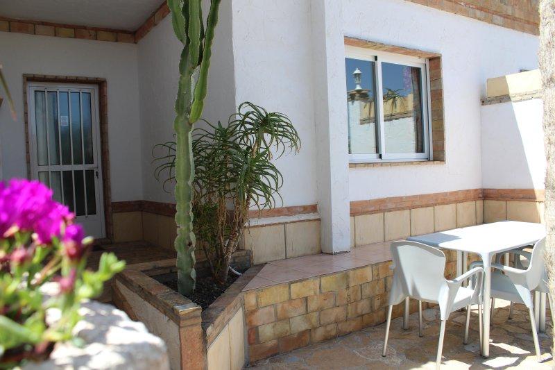 Vacaciones en familia, location de vacances à San Pedro del Pinatar